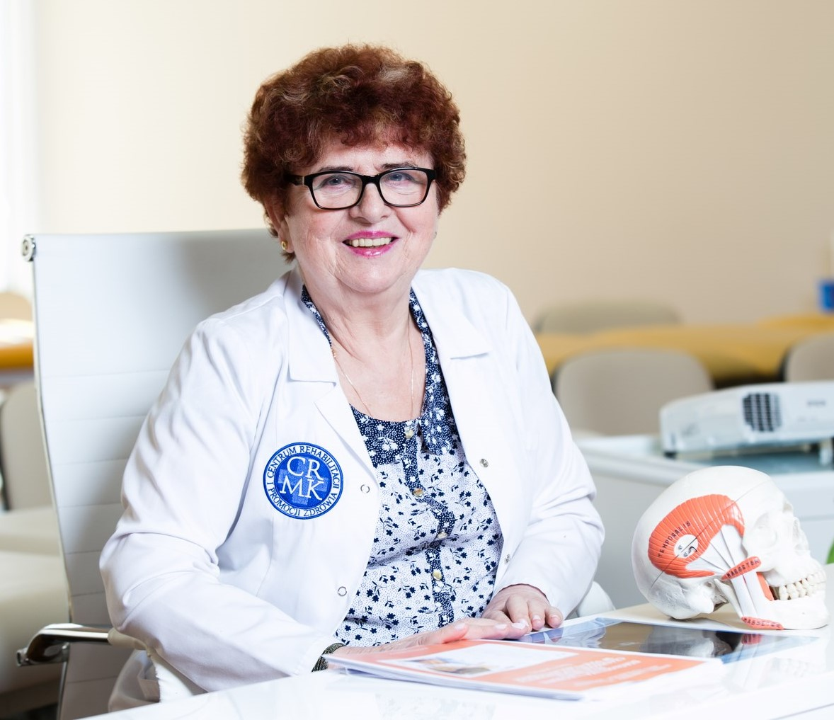 Lek. ortod. Barbara Czerwińska-Niezabitowska