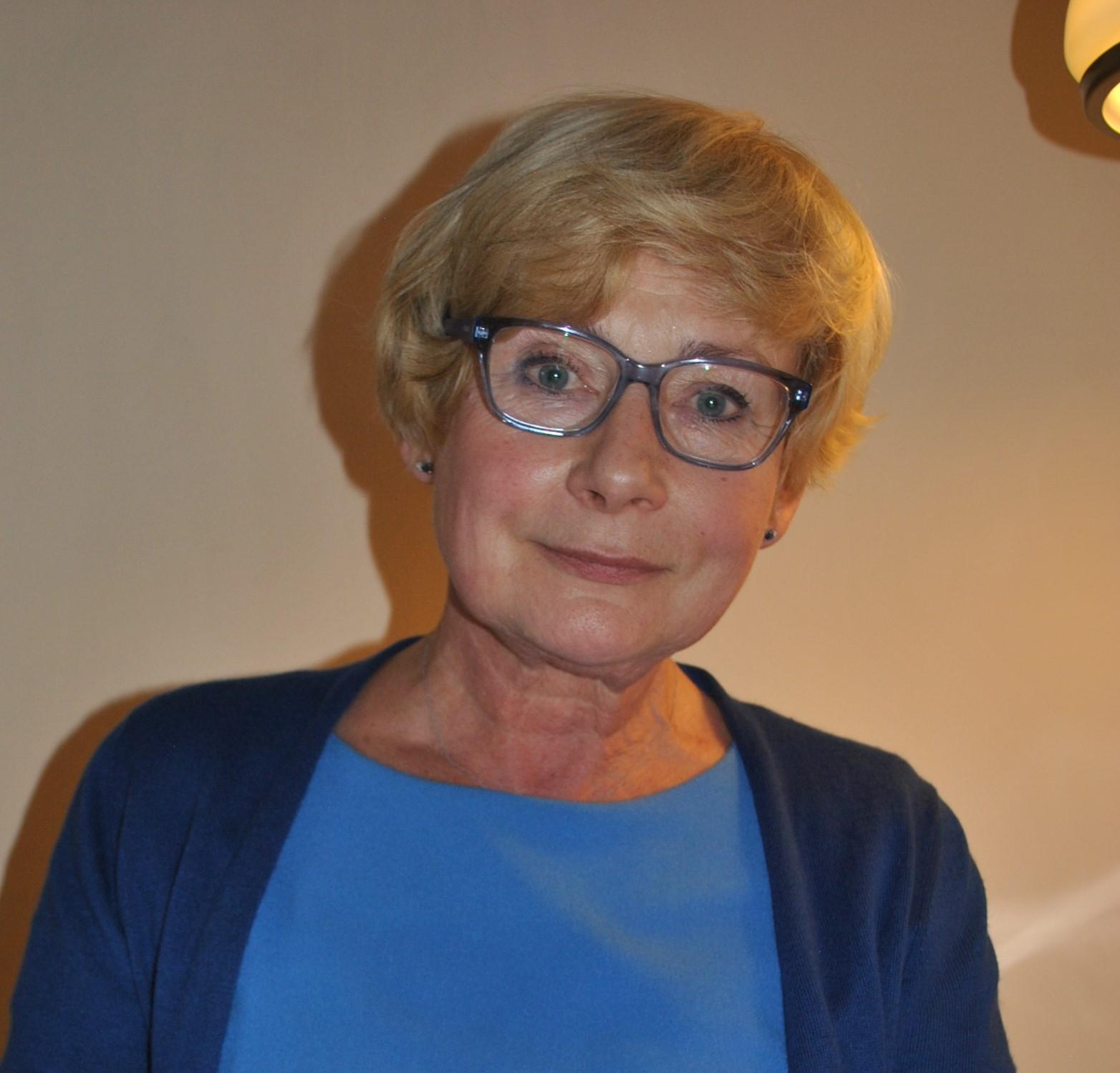 Prof. dr hab. n med. Jolanta Jaworek
